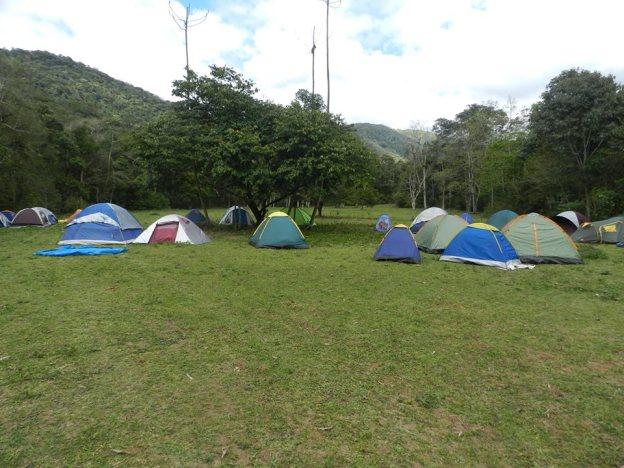 Área de Camping – Instituto Parque das Nascentes